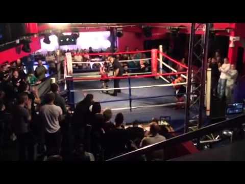 Tom Parker Muay Thai Bedford 2014