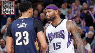 DeMarcus Cousins Traded to the Pelicans