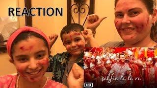 Selfie Le Le Re / Salman Khan / Bajrangi Bhaijaan / Americans Reaction