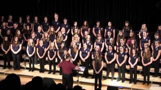 Barnsley Youth Choir :  I Just Can