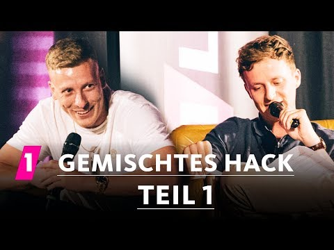 Teil 1: Gemischtes Hack LIVE mit Felix Lobrecht und Tommi Schmitt   1LIVE 3 Tage wach!