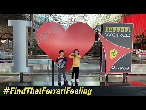 Ferrari World Abu Dhabi | 2021 | Formula Rossa Fastest Roller Coaster in the World