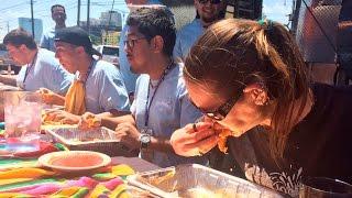 Enchilada World Record set in Dallas