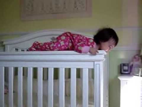 Baby Climbing Out Of Crib At 13 Months
