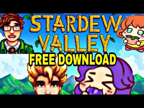 STARDEW VALLEY FREE DOWNLOAD ANDROID APK+OBB TUTORIAL 100% WORKING PLAYSTORE 2020