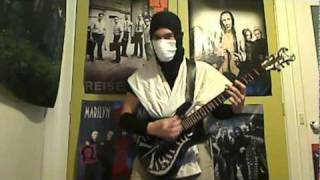The Immortals - Mortal Kombat Theme (Guitar cover by Smoke)