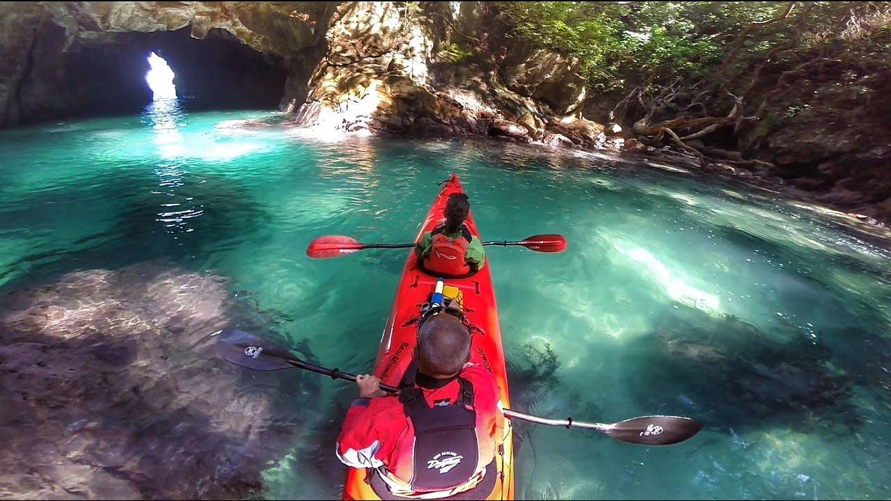 Whangamata to Onemana, NZ - YouTube