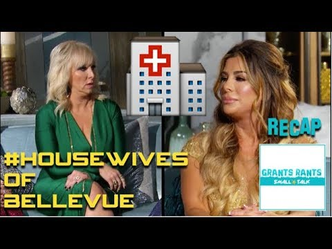 GR Small Talk: Real Housewives of New Jersey Season 8 Episode 14 #HousewivesofBellevue