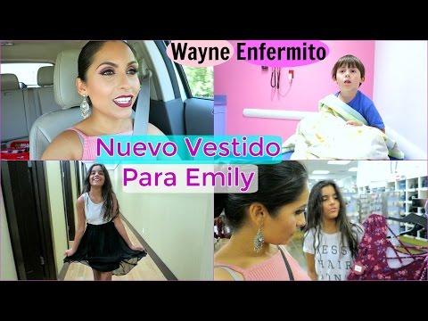 En la Clinica Con Wayne , Vestido Nuevo Para Emily - Septiembre 7-8,  2016  ♡IsabelVlogs♡