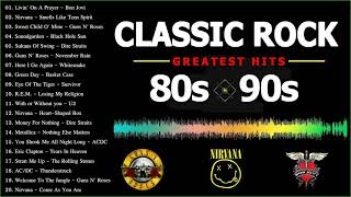 Download Classic Rock 80s and 90s | Best Rock Songs Of The 80s and 90s