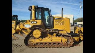 2013 caterpillar d6n xl bulldozer