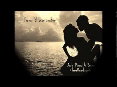Poema: El beso cautivo de Miguel Á. Bernao para Onda Sevilla Radio (106.2 FM)