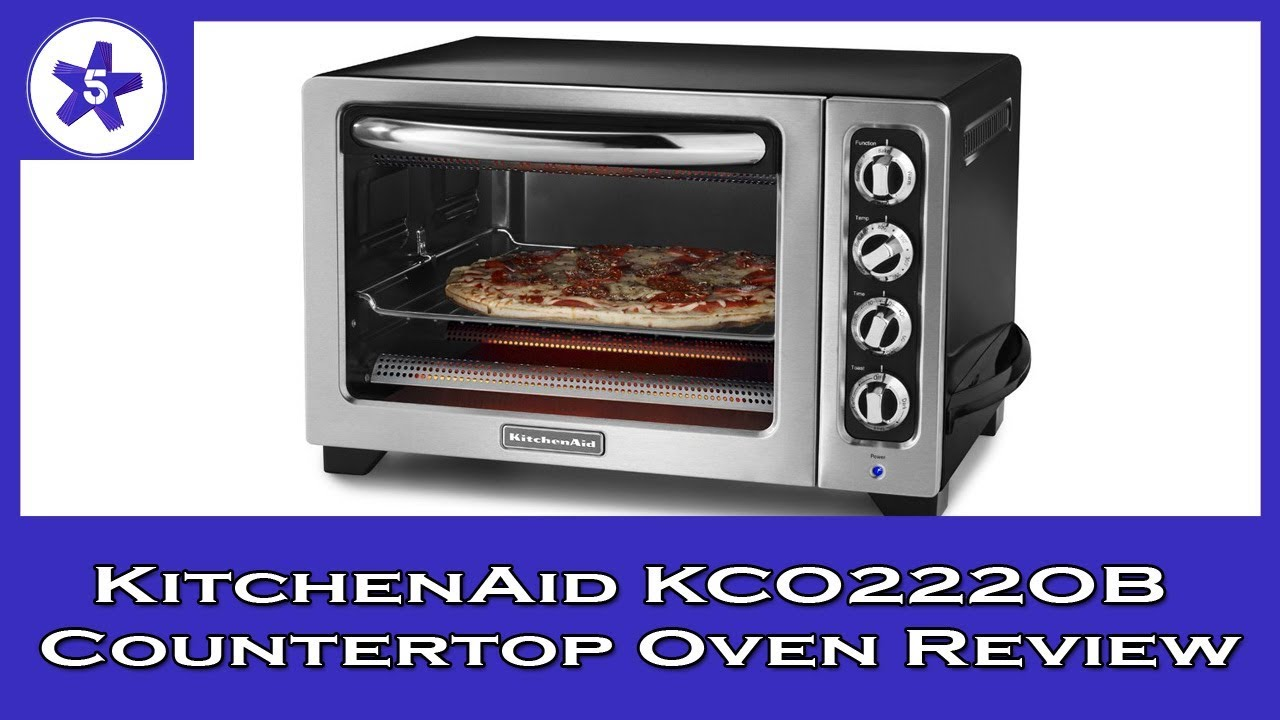 Kitchenaid Kco222ob Countertop Oven Review
