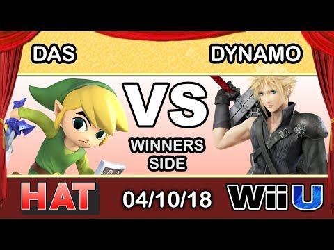 HAT 17 - Das (Toon Link) Vs. iNX | Dynamo (Cloud) Winners Side - Smash 4