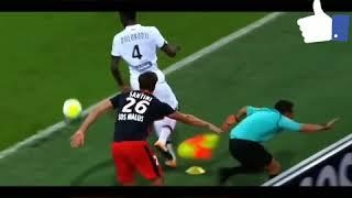 Смешные моменты в футболе