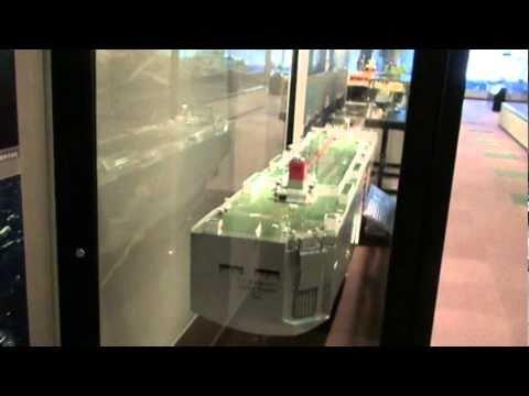 RoRo ship model, GLOBAL HIGHWAY - Sefco maritime series 3v (2010)