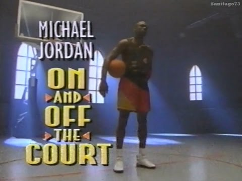 Michael Jordan - On and Off the Court
