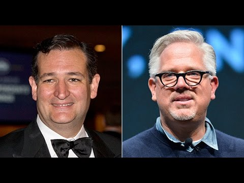 Glenn Beck Thinks Ted Cruz Is Like Moses