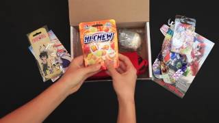 Unboxing | Fandom: Comics & Anime