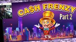 CASH FRENZY CASINO - Slots by Secret Sauce P2 Free Mobile Game Android Ios Gameplay Youtube YT Video