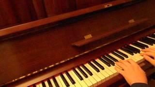 Clannad-Shionari/Roaring Tides piano
