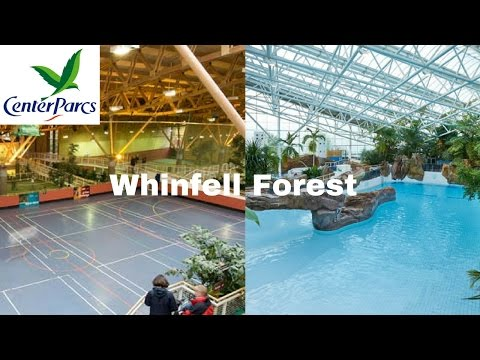 Centre Parcs Whinfell Easter 2017