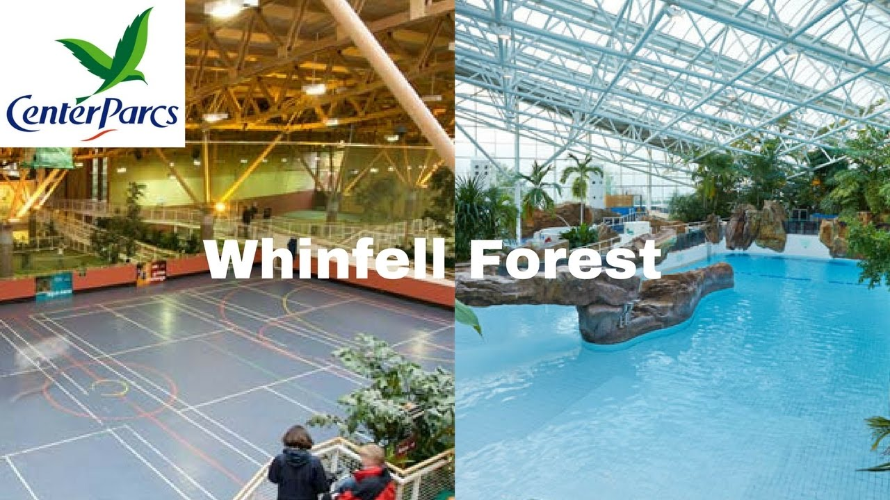 Centre Parcs Whinfell Easter 2017 Youtube