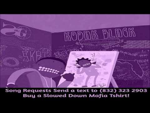 02  Kodak Black Coolin And Booted Screwed Slowed Down Mafia