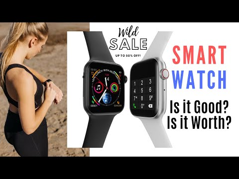 👍 The BEST Cheap Smart Watch 2019 Review - Unboxing: XWatch – Is It Good? ⌚️