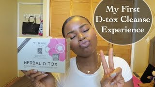 My First Cleanse  Experience| Wildrose 12 day cleanse