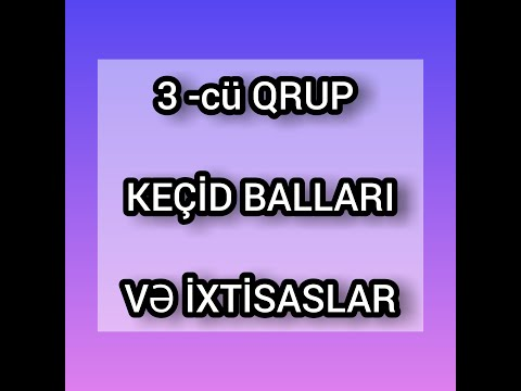 4 Cu Qrup Ixtisaslar