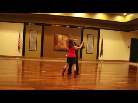 Country Waltz Beginner Lesson #1