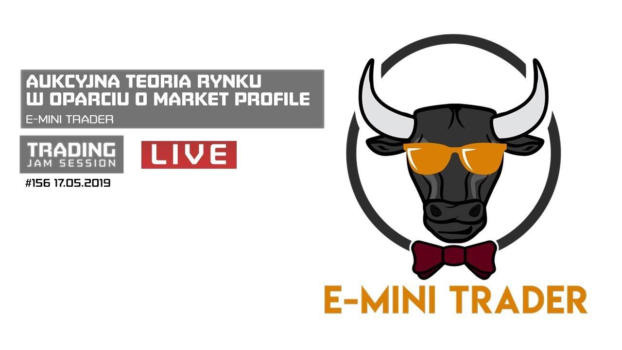 351a4f6af0eaa8 156 TJS live - Aukcyjna teoria rynku w oparciu o market profile
