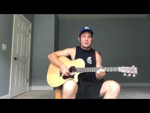 """Beautiful Crazy"" Luke Combs Cover"