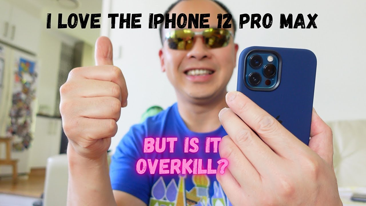 iPhone 12 Pro Max. The best phone right now. But do you need it?