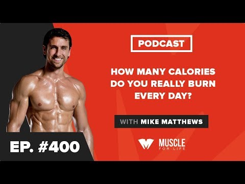 How Many Calories Do You Really Burn Every Day?