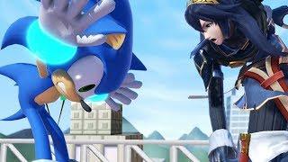 Super Smash Bros. Ultimate: Elite Smash: Carls493 (Sonic) Vs. graysom (Lucina)