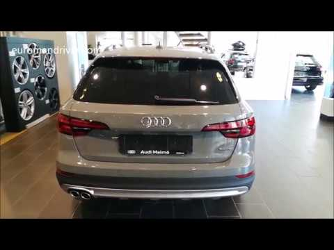 All New Audi A4 Allroad 2019 Walk Around Review Euromandriver 2018
