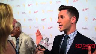 Travis Wall at the Television Academy's Choreographers Emmy Nominee Reception #Emmys