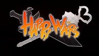 Happy Wars - Découverte sur X360