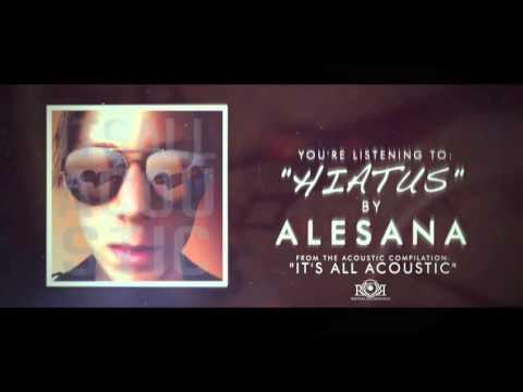 Alesana - Hiatus (Official Lyric Video)