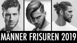 MÄNNERFRISUREN 2019 ● Die FRISUREN TRENDS für MÄNNER