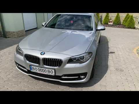 BMW 5 F10 2.0d SEDAN EUROPA RESTYLING LED BI-XENON 2014 +38 (098) 198 45 87