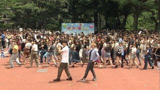 映画『センセイ君主』衝撃のフラッシュモブイベント! thumbnail