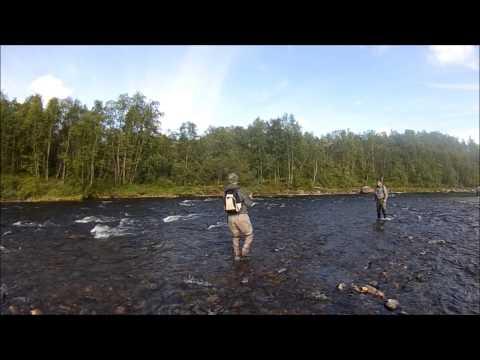 Fishing trip to Kola peninsula 2013, part II