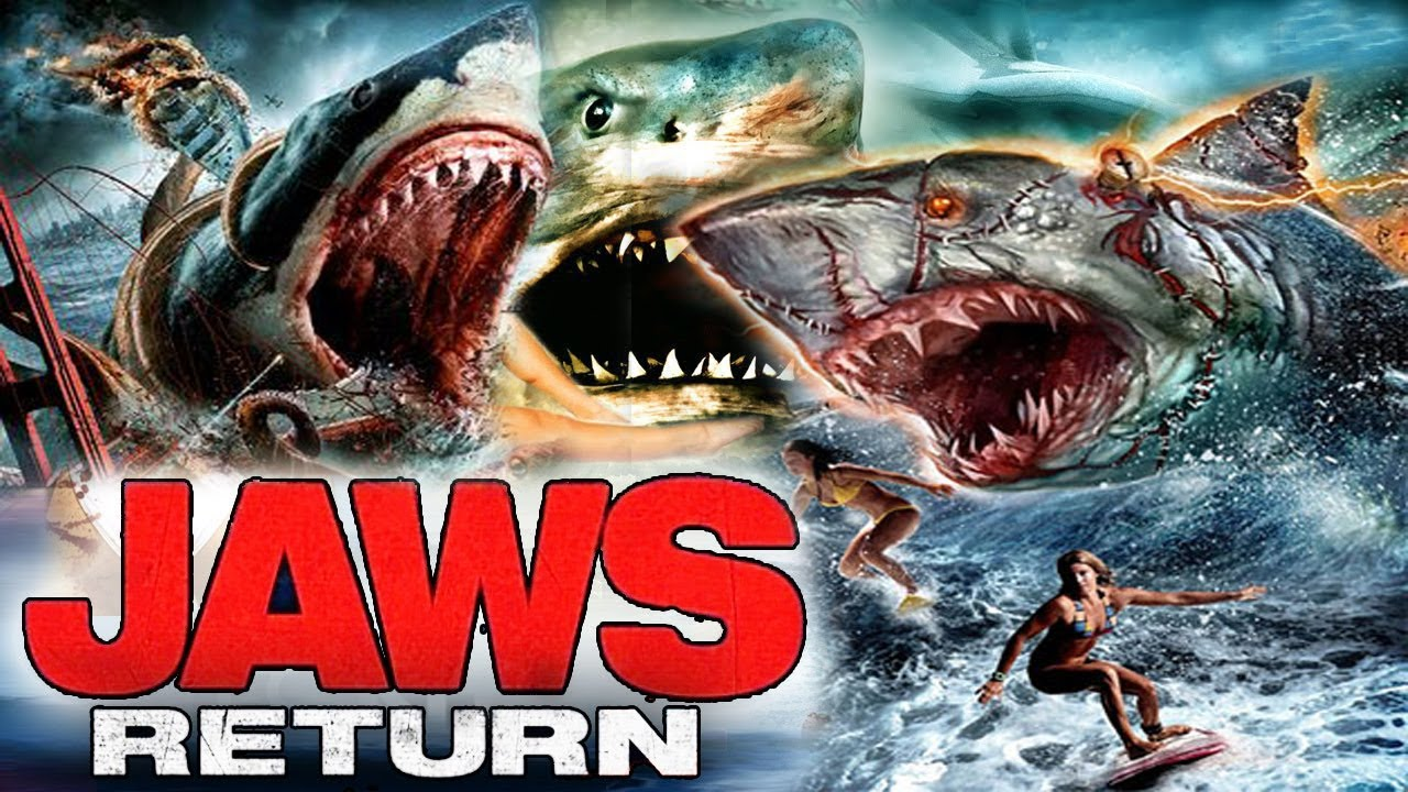 Jaws Returns Shark Attack 2 Tamil Dubbed Action Adventure Horror Latest Hollywood Movie Youtube