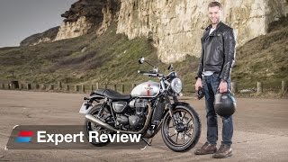 2016 Triumph Street Twin (Bonneville) bike review: Better than a Ducati Scrambler?