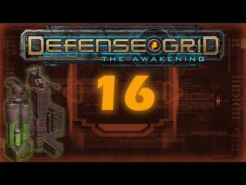 Defense Grid: The Awakening #16 (Mission 16 – Containment)