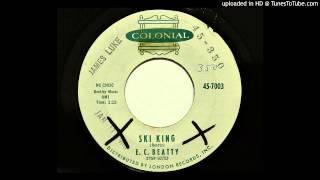E. C. Beatty - Ski King (Colonial 7003) (1959 country bopper]