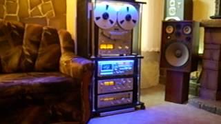 винтажная аудио техника AKA  GX 635. GX 750. АМ 2650. АТ2650.